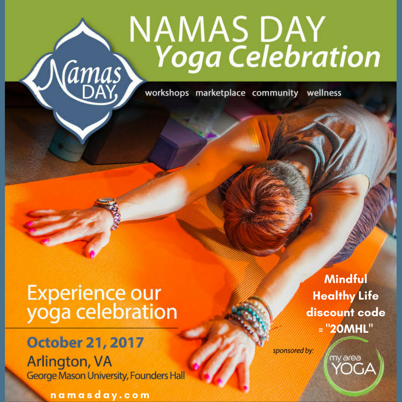 Namas Day Yoga Celebration