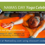 Namas Day Yoga Festival comes to Arlington 10/21 (+ giveaway: a pair of tickets!)