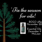 Integrating Essential Oils into your Family Wellness Toolkit: Stock up for Winter!