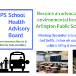 Advocates for school environmental health tackle turf fields, indoor air quality & more