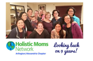 Holistic Moms Winter Social and Reflection @ Unitarian Universalist Church of Arlington | Arlington | Virginia | United States