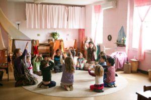 Nursery and Kindergarten Applicant Playgroup @ Potomac Crescent Waldorf School   Alexandria   Virginia   United States