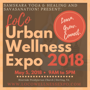 LoCo Urban Wellness Expo 2018 @ Riverside Presbyterian/Ridgetop Coffee | Sterling | Virginia | United States