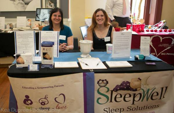 DCBBF Sleep Well Solutions Eat Sleep Love