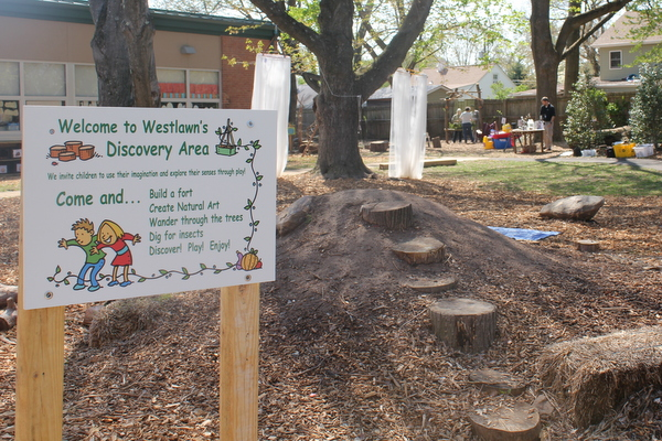 Westlawn elementary  hill Discovery
