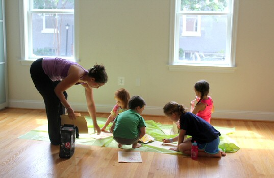 532 yoga camp group