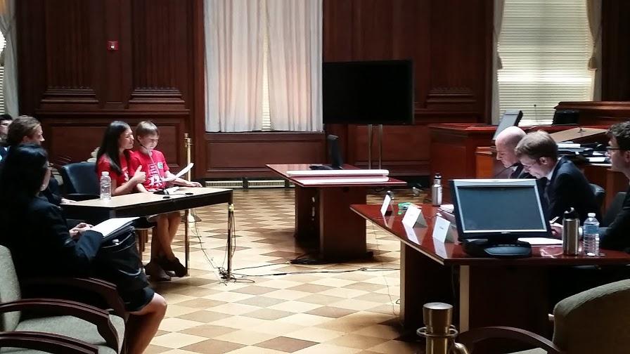 Trisha Sheehan EPA testimony