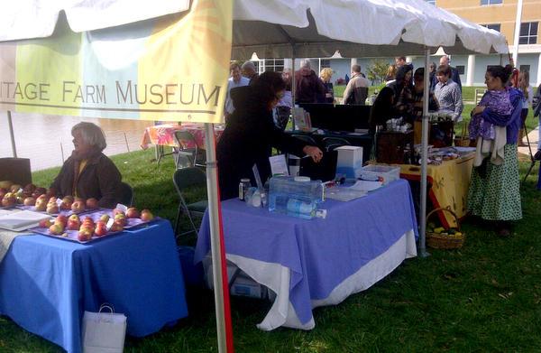 Food Day Loudoun exhibitors