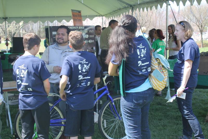 NoVA Outside SEAS 2014 Energy Bike