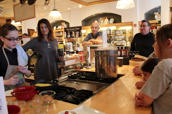 Real Food For Kids Clarendon Williams-Sonoma 2-28-15 omelet