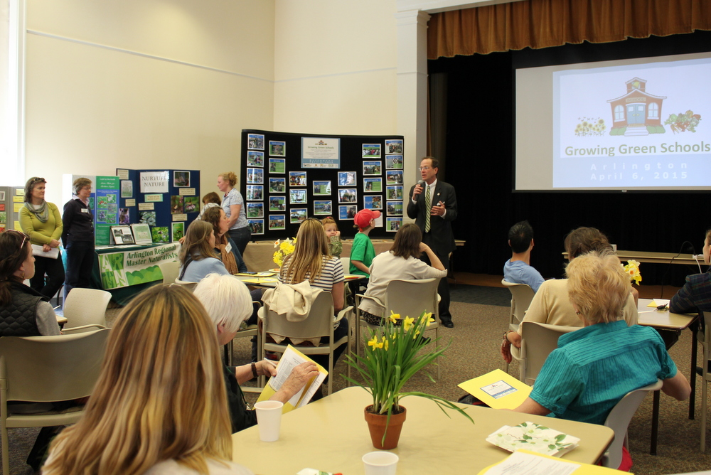 2015 Growing Green Schools in Arlington - Dr. Patrick Murphy 2