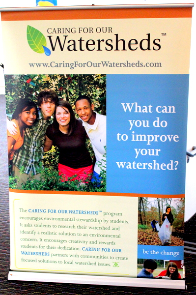 NoVA Outside School Environmental Action Showcase 2015 Caring for Our Watersheds