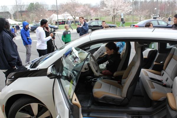 NoVA Outside School Environmental Action Showcase BMW
