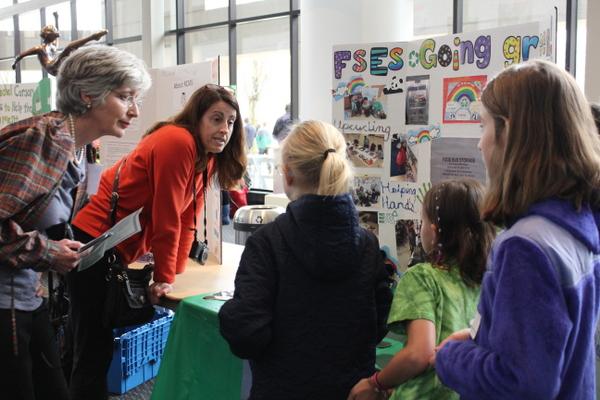 NoVA Outside School Environmental Action Showcase FSES