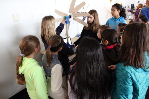 NoVA Outside School Environmental Action Showcase Kid Wind 2