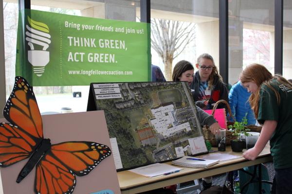 NoVA Outside School Environmental Action Showcase longfellow