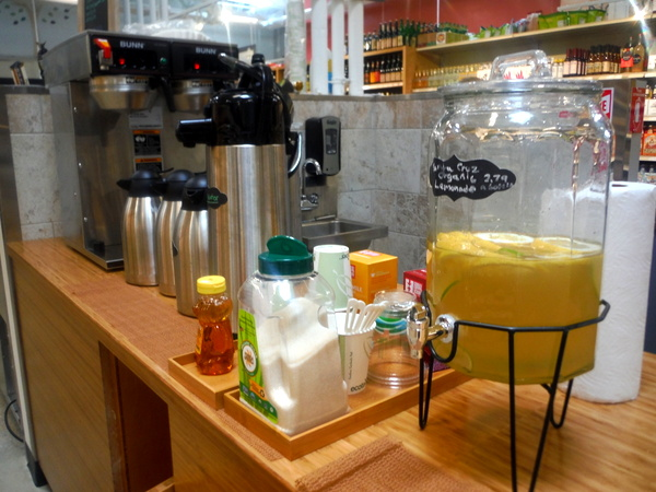 MOM's Organic Market Woodbridge Opening - free coffee and tea - Mindful Healthy Life
