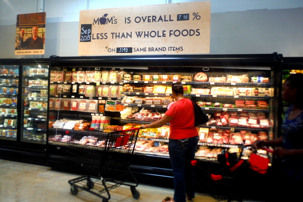 MOM's Organic Market Woodbridge Opening - meat - Mindful Healthy Life