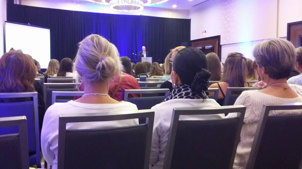 Joel Salatin crowd