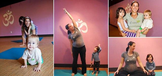 Pleasance Silcki photo montage with kids