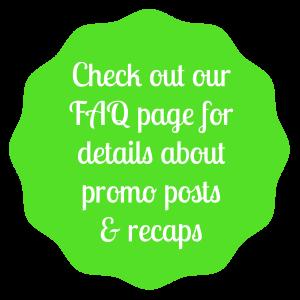 FAQ promo and recap