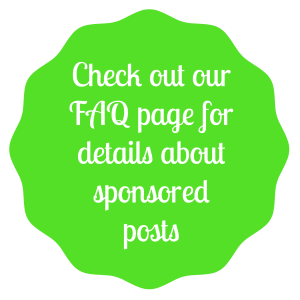 FAQ sponsored posts