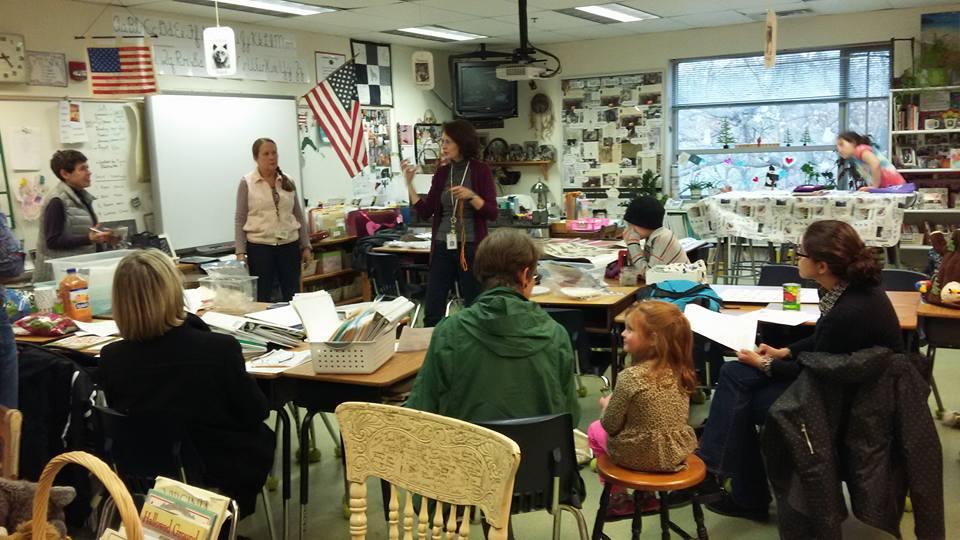 Tuckahoe Elementary Discovery Schoolard Margaret Egan presentation 2