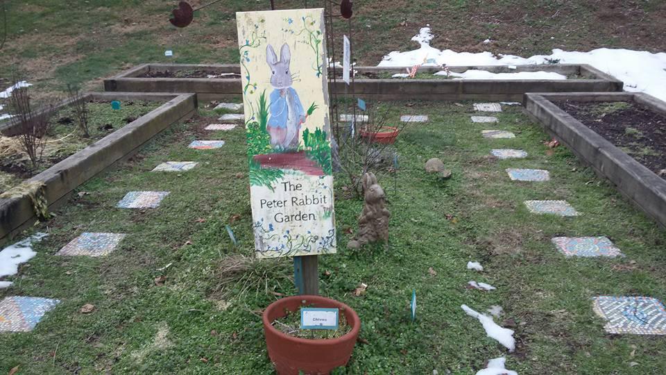 Tuckahoe Elementary Discovery Schoolard peter rabbit garden