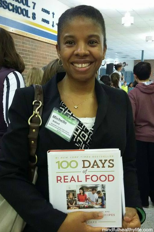 Real Food for Kids - 100 Days of Real Food book - Mindful Healthy Life
