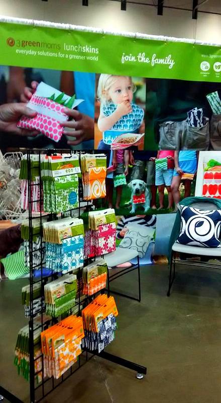 Lunchskins DC Green Festival