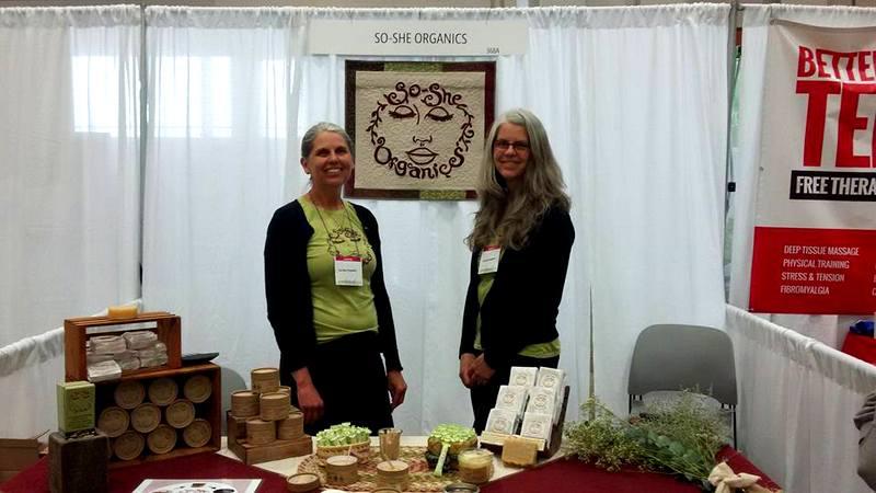 So She Organics DC Green Festival