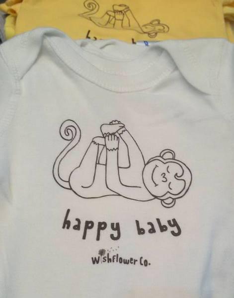 DC Yoga Expo 2016 Wishflower Happy Baby