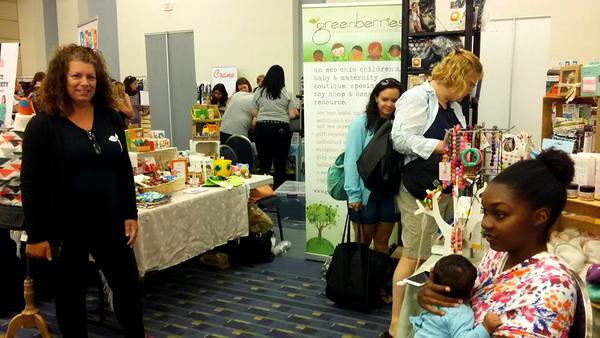 MommyCon DC 2016 Greenberries