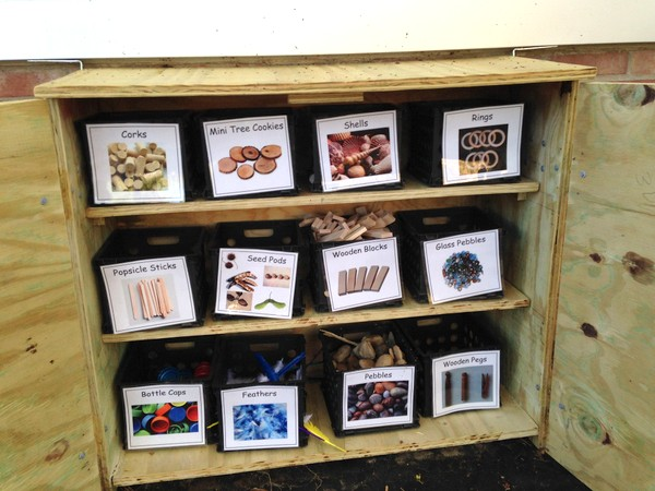 Outdoor Magic loose parts