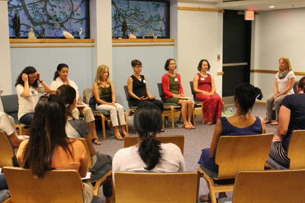 Holistic Moms Network Arlington/Alexandria Chapter looks