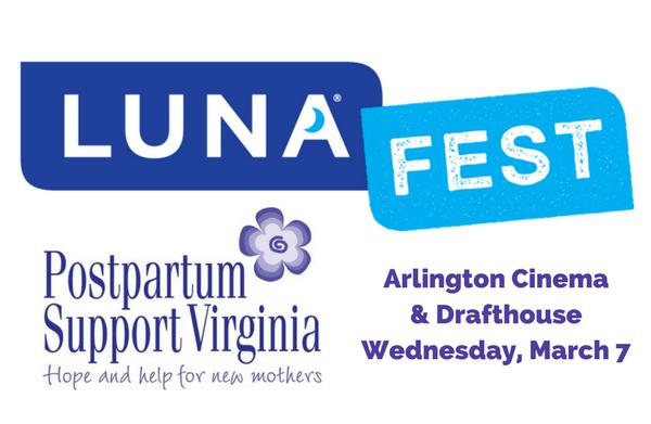 Postpartum Support Virginia hosts LUNAFEST