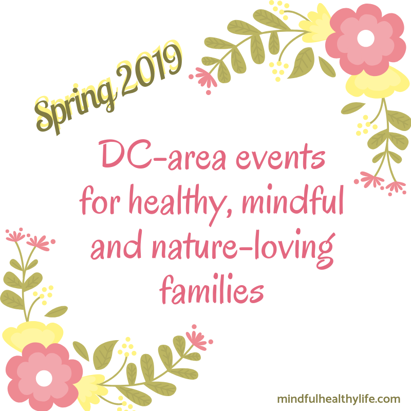 Spring 2019 events Mindful Healthy Life