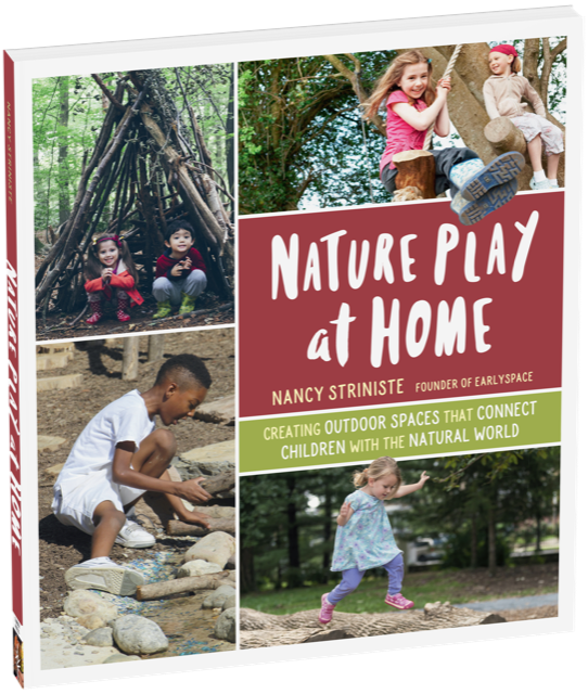 Nature Play at Home book cover