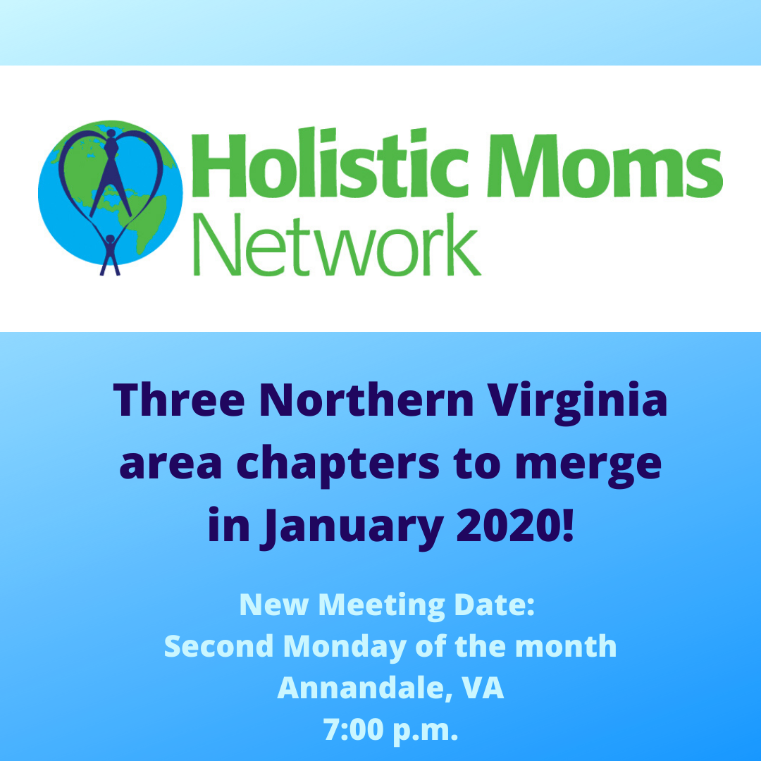 HMN NoVA Chapter merge