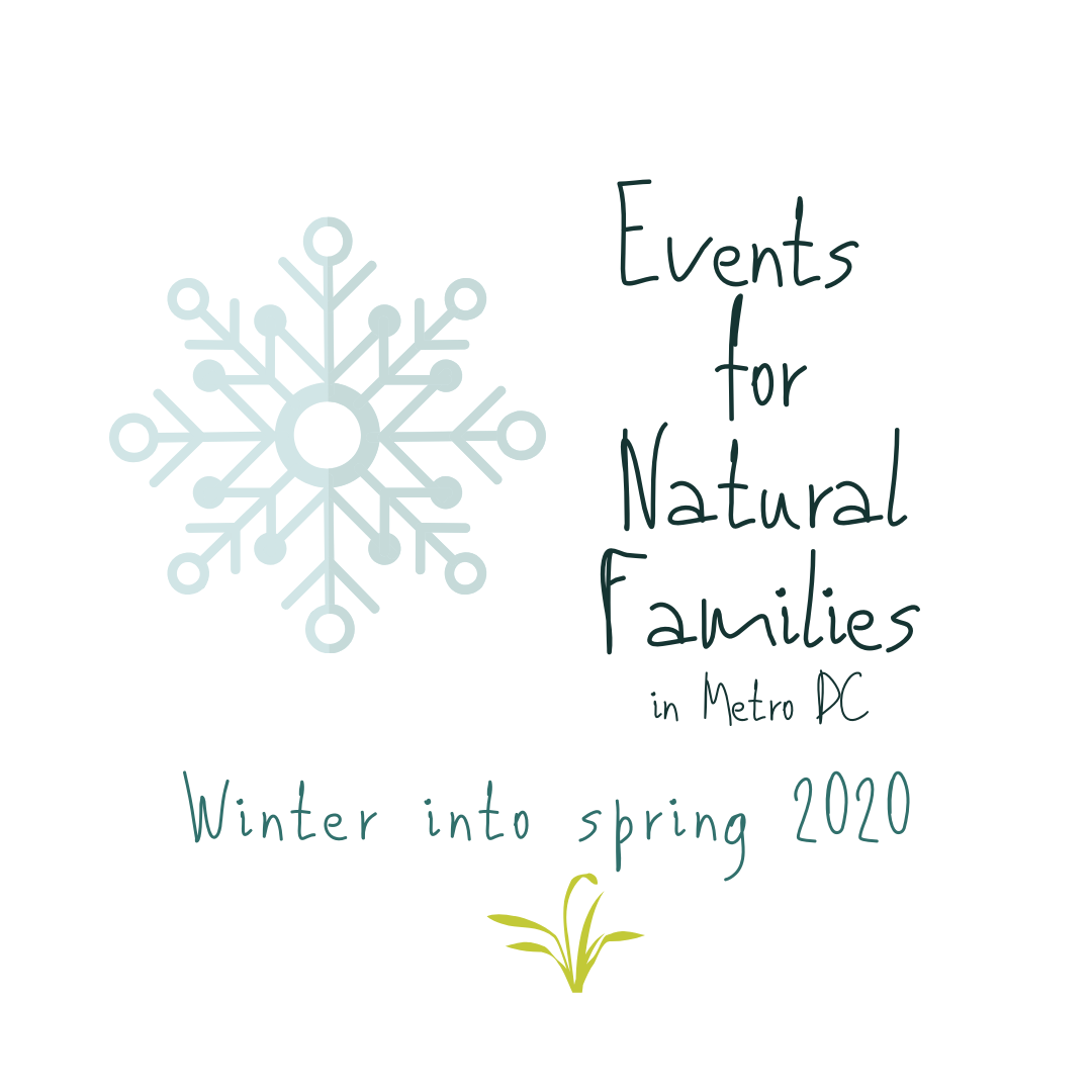 2020 Events for Natural Families
